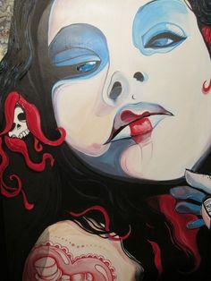 Franky Agostino by nastyKEMical, via Flickr