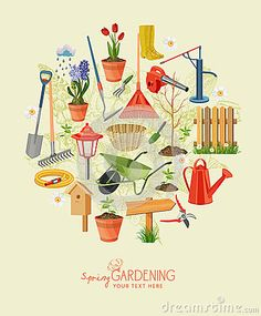 gardening poster design google search