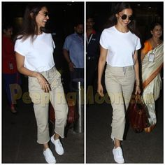 Deepika is going to meet her bestie Tansha! Source by Outfits indian Casual College Outfits, Stylish Summer Outfits, Casual Dress Outfits, Bollywood Outfits, Bollywood Fashion, Fashion Tv, Fashion Outfits, Western Outfits Women, Thrift Store Outfits