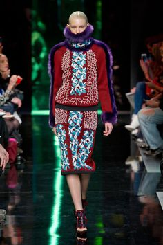 Pin for Later: The 10 Things You'll Be Wearing All Fall Fur Accents Peter Pilotto