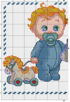 Cross Stitch Boards, Cross Stitch Art, Cross Stitch Designs, Cross Stitch Patterns, Precious Moments Coloring Pages, Charlotte Baby, Blue Roses, Baby Booties, Embroidery Patterns