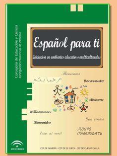 Español para ti, es un práctico material de español para extranjeros, pensado para ambientes multiculturales donde se desconoce la lengua española