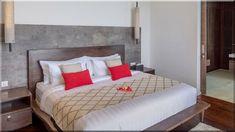 rusztikus hálószoba, modern design (Luxusházak, lakások) Bed, Furniture, Home Decor, Decoration Home, Stream Bed, Room Decor, Home Furnishings, Beds, Home Interior Design