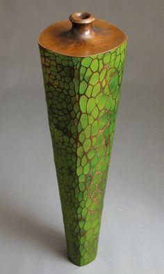 Leafy Pod, 2010. Michael Bauermeister