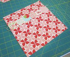 Marmalade Squares Quilt