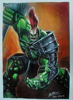 #Hulk #Fan #Art. (Planet Hulk) By:Quan-Xstyle. (THE * 3 * STÅR * ÅWARD OF: AW YEAH, IT'S MAJOR ÅWESOMENESS!!!™)[THANK U 4 PINNING!!!<·><]<©>ÅÅÅ+(OB4E)    https://s-media-cache-ak0.pinimg.com/564x/1a/6c/91/1a6c91daf3cd1873a2fd11b266199930.jpg