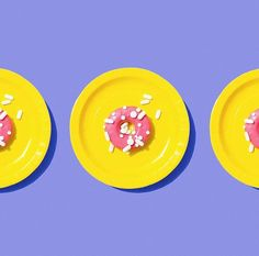 art direction | pink donut food styling photography - Alex Oswith