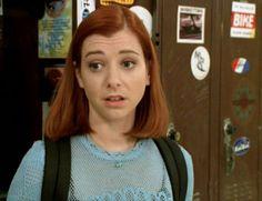 Willow Rosenberg--Alyson Hannigan