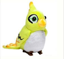 Hot Overwatch OW Robot Bastion Ganymede Bird Plush Doll Toy Pretty Gift _GAI