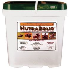 CORTA FLX NUTRABOLIC - 10 LB by Corta Flex. $133.95. A test free natural alternative to Anabolic steriods. It helps with the growth of muscle mass and promotes strong bones, hoofs, and cartilage.  Gauranteed Analysis: Crude Protien...2% Lysine...2% Crude Fat...0.10% Gamma Oryzanol...2,000mg/2oz Crude Fiber...24% Gelatin...1,000mg/2oz Creatine...1,000mg/2oz Biotin...15mg/2oz  Feeding Directions: For an average 1,100 pound horse give 2 ounces daily. 80 Day supply