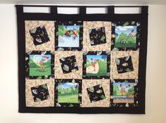 Karen Eckmeier golf quilt | Golf Quilts | Pinterest | Golf quilt ... : golf quilts - Adamdwight.com