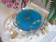 fish bowl for hawaiian party
