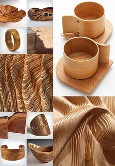 Wood Curves. By Mood & Appetites  featuring the DTE walnut and peridot ring