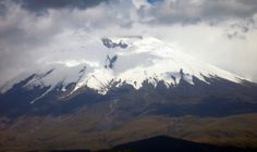 Update on Cotopaxi volcanic activity.