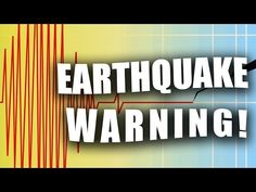 EARTHQUAKE ADVISORY IN EFFECT UNTIL TOMORROW - YouTube