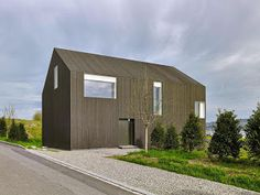 Rossetti + Wyss Architects - House Gottshalden - 2013
