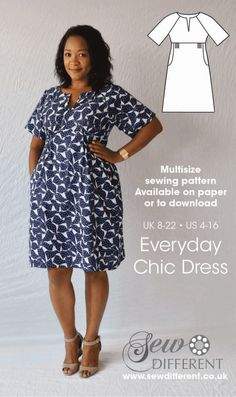 Every day chic dress