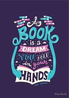 For Sophie? Book is a dream by Risa Rodil