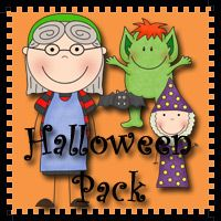 "Halloween Activity Pack...goes with ""The Little Old Lady Who Was Not Afraid of Anything,"" ""There Was an Old Lady Who Swallowed a Bat!,"" ""Room on the Broom,"" and ""Big Pumpkin"""
