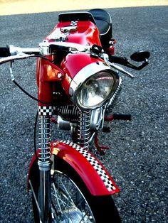 S.I.S. Sachs V5 Scrambler Custom, Vintage Cafe Racer, 50cc, Bobber, Motorbikes, Motorcycles, Portuguese, Bmw, Cafe Racers