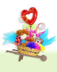Resultado de imagen para anchetas de dulces para amor y amistad