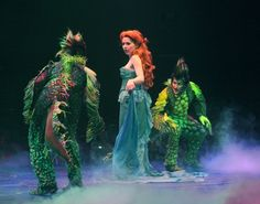 Photo Flash: Complete Look at Jessica  Grové and More in Music Circus' THE LITTLE MERMAID