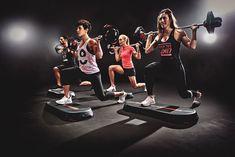 LesMills BODYPUMP Pilates Barre, Pilates Reformer, Dojo, Neymar, Wellness Fitness, Health Fitness, Biceps, Body Pump Workout, Madrid