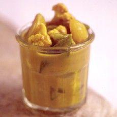 Delia's spiced mustard picallili