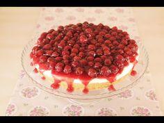 Eva in Taste Land // Συνταγές Μαγειρικής με έμπνευση! Raspberry, Cheesecake, Fruit, Youtube, Food, Cheese Cakes, Cheesecakes, Youtubers, Meals