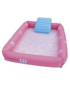 Pool and Bridge - Pink