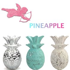 Ananas Decoratie http://www.bypael.nl
