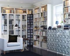 Album - 8 - Photos catalogues IKEA Bibliothèques Billy, Besta, Expedit, Hemnes...