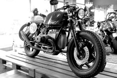 R80 by Ton-Up Garage