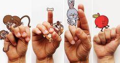 Cómo aprender lenguaje de signos con dibujos rápidamente