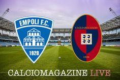 Empoli-Cagliari LIVE sabato 17 alle ore 15.00