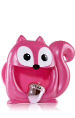 #BBWBlueRibbon  Pink Squirrel Scentportable from Bath and Body Works is my favorite! http://bbw.com/blueribbon