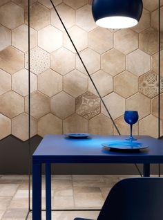 Unique Da pavimento o parete le piastrelle di forma esagonale fanno oggi tendenza in tutti gli