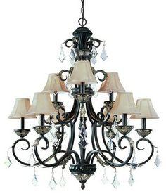 Dolan Design DOL-2102 Florence Traditional Chandelier traditional chandeliers