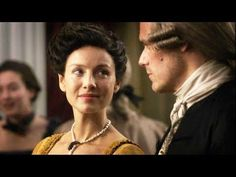 Outlander Episode 3x12 Jamie & Claire At The Governor Party || Outlander Scenes - YouTube