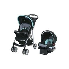 Price: Stay light and ultra-mobile with the Graco LiteRider Click Connect Travel System. It includes the LiteRider Click Connect Stroller and the top-rated SnugRide Click Connect 30 infant car seat… Cheap Strollers, Best Baby Strollers, Double Strollers, Best Baby Travel System, Travel Systems For Baby, Best Baby Car Seats, Connect, Car Seat And Stroller, Single Stroller