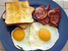 bacon and egs | Mmmm, bacon & eggs. Our bacon is cured, naturally smoked and prepared ...