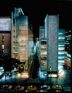 Happy Birthday to #Renzo #Piano  Maison #Hermès, #Tokyo. #Japan  https://www.facebook.com/media/set/?set=a.485501228212538.1073741858.479960825433245&type=1