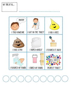 Potty Training Girls, Teaching Boys, Sticker Chart, Rules For Kids, Baby Potty, Baby Yoga, Charts For Kids, Toddler Activities, Learning Activities