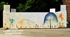 Gerrina's Creatieve Wereld: Kistje 2 / Crate 2