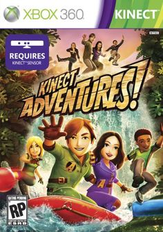 Kinect Adventures!  http://connect.collectorz.com/games/database/xbox-360/kinect-adventures