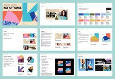 Visualizing the art of discovery Brand Presentation, Presentation Templates, Event Branding, Branding Design, Poster S, Brand Guidelines, Visual Identity, Graphic Design Inspiration, Event Design