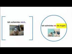 Teaching reflexive verbs in german