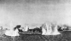 World War I: Battle of the Falkland Islands