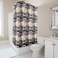 A Bomb-Not Worried shower curtain - bathroom idea ideas home & living diy cyo bath