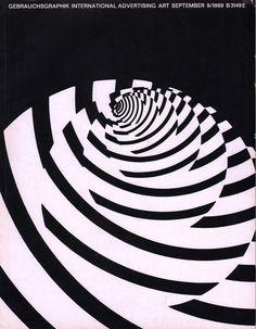Gebrauchsgraphik International Advertising Art September 1969